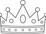 Free Printable King and Queen Coloring Pages Royal Crown Line Art
