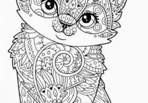 Free Printable Kitty Cat Coloring Pages Kitten to Print Cat Coloring Pages Free Printable Awesome