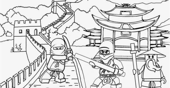 Free Printable Lego Ninjago Coloring Pages Lego Ninjago Coloring Pages Best Coloring Pages for Kids