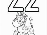 Free Printable Letter U Coloring Pages Letter Z Coloring Page Letter Z Coloring Pages Zebra Letter U