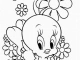 Free Printable Looney Tunes Coloring Pages Baby Looney Tunes Coloring Pages Download and Print Baby