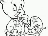 Free Printable Looney Tunes Coloring Pages Porky Pig Coloring Pages Looney Tunes