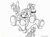Free Printable Mario and Luigi Coloring Pages Free Printable Mario Coloring Pages for Kids