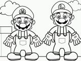 Free Printable Mario and Luigi Coloring Pages Mario and Luigi Coloring Pages to Print Coloring Home