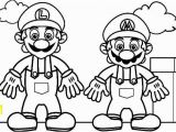Free Printable Mario and Luigi Coloring Pages the Adventure Mario and Luigi Coloring Pages Download