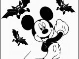 Free Printable Mickey Mouse Halloween Coloring Pages Disney Coloring Pages