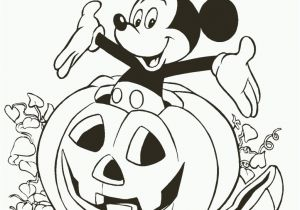 Free Printable Mickey Mouse Halloween Coloring Pages Halloween Coloring Pages Line Print Coloring Home