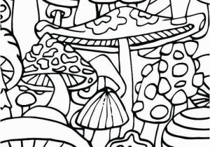 Free Printable Mushroom Coloring Pages Mushroom Coloring Page 115 Best Mushrooms Coloringmushroom Coloring