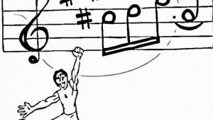 Free Printable Music Notes Coloring Pages Free Printable Music Note Coloring Pages for Kids