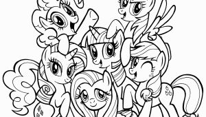 Free Printable My Little Pony Coloring Pages Ponies From Ponyville Coloring Pages Free Printable