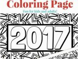 Free Printable New Years Coloring Pages New Year S Eve with Kids A Coloring Page and Activity