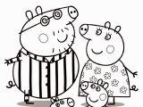 Free Printable Peppa Pig Coloring Pages Peppa Pig Coloring Pages Printable and Free