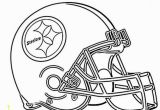 Free Printable Pittsburgh Steelers Coloring Pages Football Helmet Coloring Pages