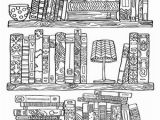 Free Printable Quilt Coloring Pages Bookshelf Coloring Page