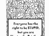Free Printable Quote Coloring Pages for Adults Amazon Adult Coloring Book and Journal Simply