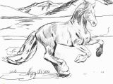 Free Printable Realistic Horse Coloring Pages Realistic Horse Drawing at Getdrawings