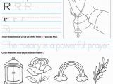 Free Printable Rosary Coloring Pages Rosary Archives the Catholic Kid Catholic Coloring Pages