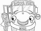 Free Printable School Bus Coloring Pages Free Printable School Bus Coloring Pages for Kids