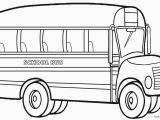 Free Printable School Bus Coloring Pages Printable School Bus Coloring Page for Kids