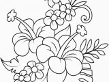 Free Printable Simple Flower Coloring Pages Free & Easy to Print Flower Coloring Pages Tulamama