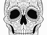 Free Printable Skull Coloring Pages for Adults 3740×4840