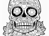 Free Printable Skull Coloring Pages for Adults Skull Coloring Pages for Adults for Free Coloring Pages