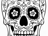 Free Printable Skull Coloring Pages for Adults Sugar Skull Coloring Pages Best Coloring Pages for Kids