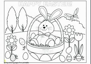 Free Printable Spring Coloring Pages for toddlers Spring Coloring Pages Free Printable Free Printable Colouring In