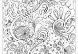 Free Printable Spring Coloring Pages Pdf Free Printable Abstract Coloring Pages for Adults