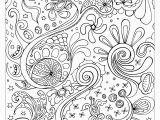 Free Printable Spring Coloring Pages Pdf Free Printable Abstract Coloring Pages for Adults