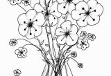 Free Printable Spring Flowers Coloring Pages 13 Unique Spring Coloring Pages Printable Graph