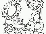 Free Printable Spring Flowers Coloring Pages Fresh Spring Coloring Pages Free Printable Coloring Pages