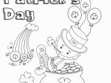 Free Printable St Patrick S Day Coloring Pages Free St Patrick S Day Coloring Pages Happiness is Homemade