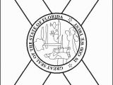 Free Printable State Flags Coloring Pages Florida State Flag Coloring Page