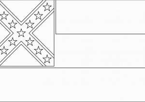 Free Printable State Flags Coloring Pages Free Printable Mississippi State Flag & Color Book Pages