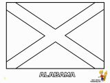 Free Printable State Flags Coloring Pages Patriotic State Flag Coloring Pages Alabama Hawaii
