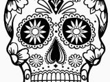Free Printable Sugar Skull Coloring Pages Printable Skulls Coloring Pages for Kids Cool2bkids
