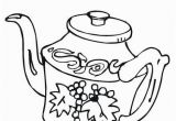 Free Printable Tea Cup Coloring Pages Free Printable Teapot Coloring Pages that You Can Customize