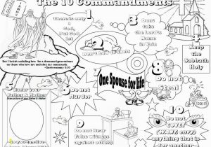 Free Printable Ten Commandments Coloring Pages Coloring Pages Lesson Kids for Christ Bible Club Ten