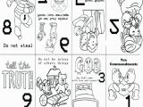 Free Printable Ten Commandments Coloring Pages Free Printable Ten Mandments Coloring Pages with Images