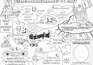 Free Printable Ten Commandments Coloring Pages Ten Mandments Coloring Sheet Mount Sinai Ten Mandments