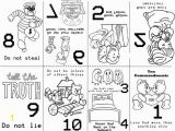 Free Printable Ten Commandments Coloring Pages Unusual Free Printable Ten Mandments Coloring Pages