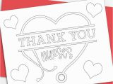 Free Printable Thank You Coloring Pages Pin On toddler and Preschoolers