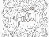 Free Printable Thanksgiving Coloring Pages for Adults Falling Leaves Coloring Pages Luxury Fall Coloring Pages for