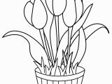 Free Printable Tulip Coloring Pages Free Printable Tulip Coloring Pages for Kids