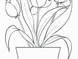 Free Printable Tulip Coloring Pages Plete P Tulip Coloring Pages Acceptable Free Printable