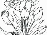 Free Printable Tulip Coloring Pages Tulip Coloring Page Tulip Coloring Page Related Post Spring Tulip
