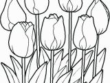 Free Printable Tulip Coloring Pages Tulips Coloring Pages Free E Tulip Coloring Pages Tulips Free