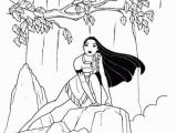Free Printable Waterfall Coloring Pages S Princess Pocahontas Waterfall Coloring Pages