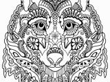 Free Printable Wild Animal Coloring Pages Pattern Animal Coloring Pages and Print for Free